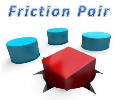 Friction Pair Concept - Railway Wheels & Brake Discs