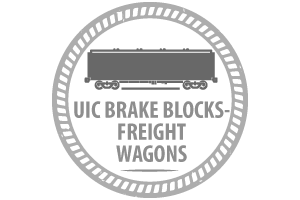 UIC Brake Blocks - Freight Wagons