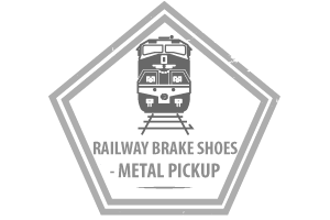 Railway Brake Shoes - Metal Pickup