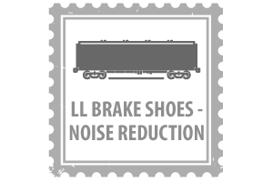 LL Brake Shoes Noise Reduction