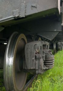 Railway Brake Shoes - Metal Pickup